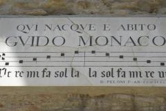 Гвидо из Ареццо.