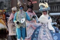 карнавал Венеция