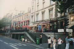 криминальный бульвар театр