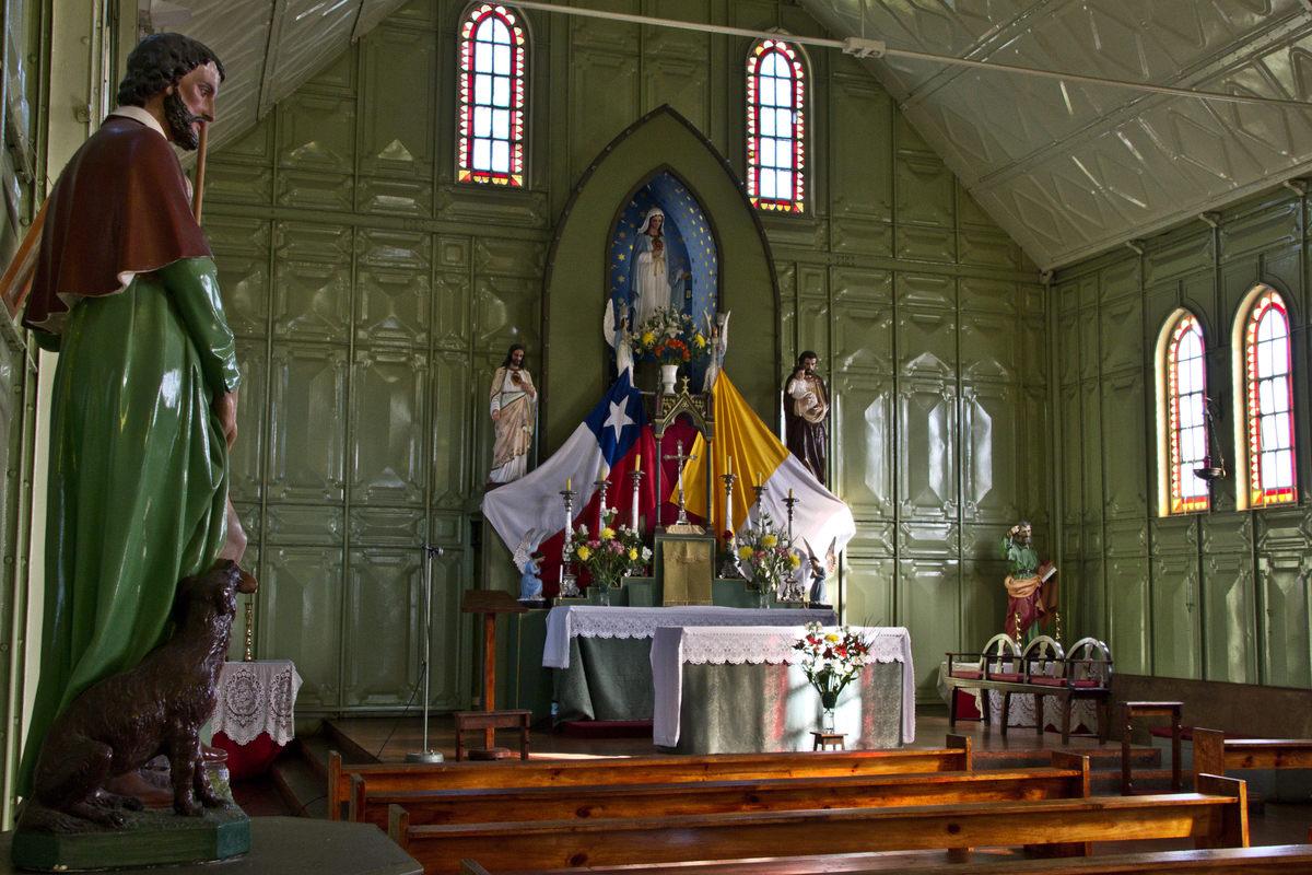 церковь Чили 2