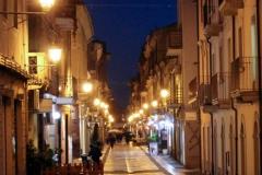 Пескара , старые улицы