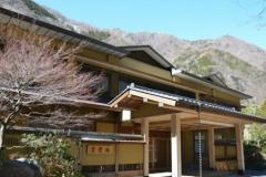 Старый японский отель