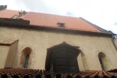 старая синагога Праги