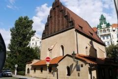 старая синагога Праги1