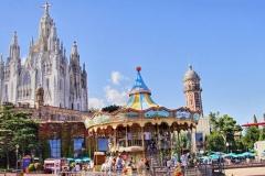 тибидабо Барселона