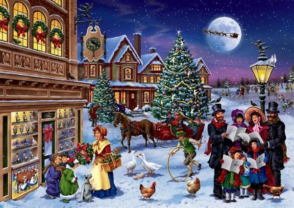 Рождество! Прекрасный праздник!