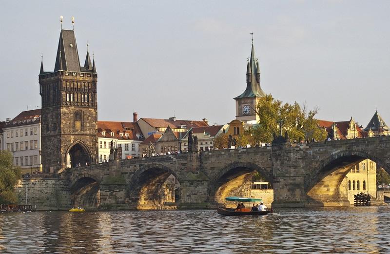Карлов мост. (Karlův most)
