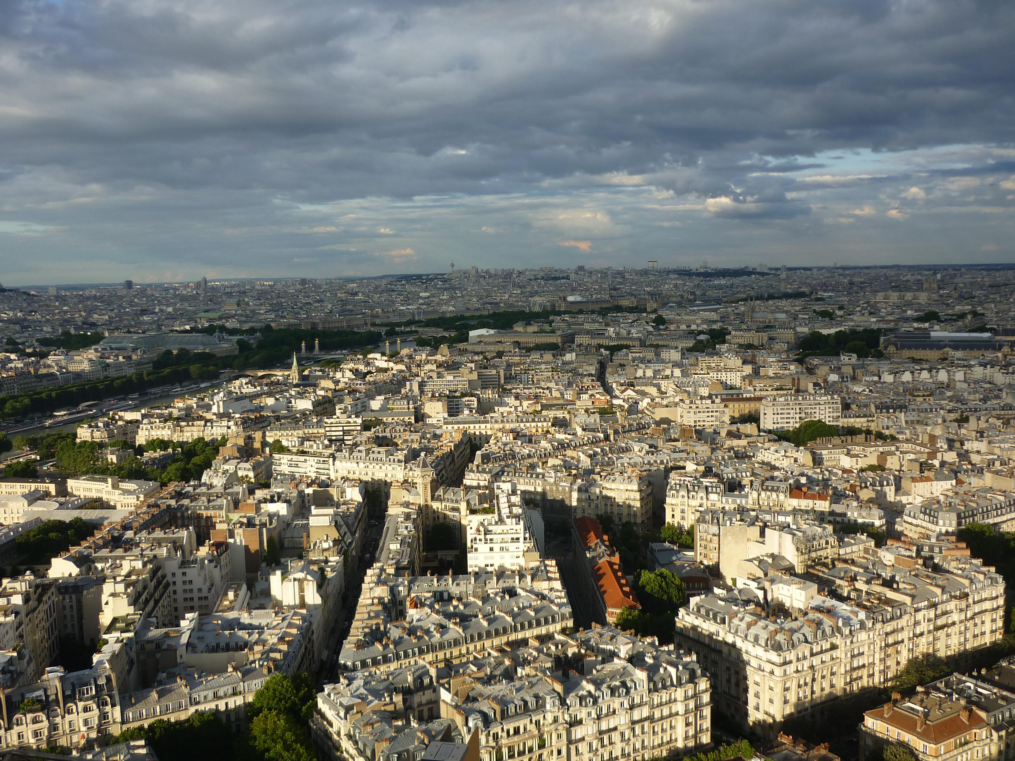Города Европы. Париж.(Paris)
