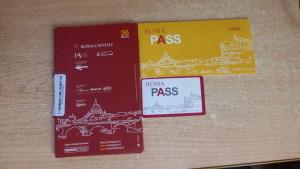 Roma Pass.