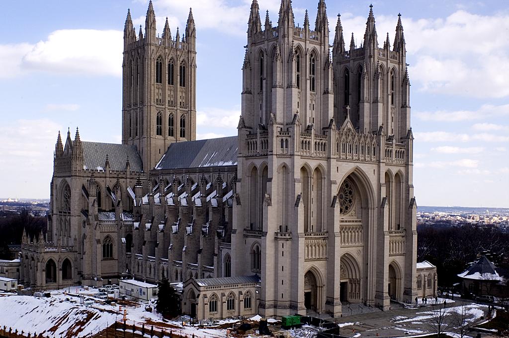 Кафедральный собор. Вашингтон.