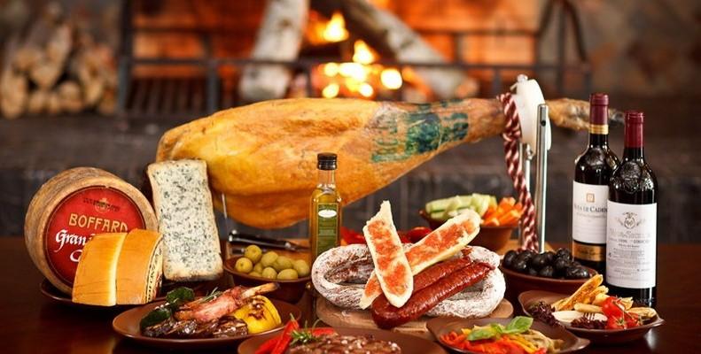 Кухня Испании.
