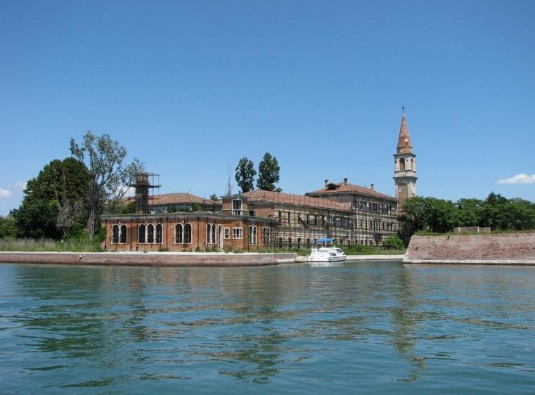 Остров Повелья. Венеция.