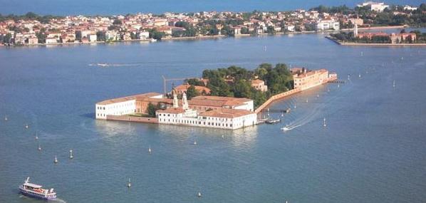 Остров Сан-Серволо. Венеция.