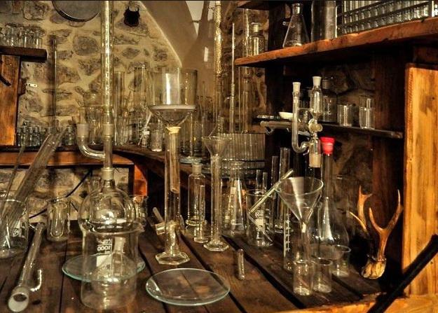 Музей ведьм.