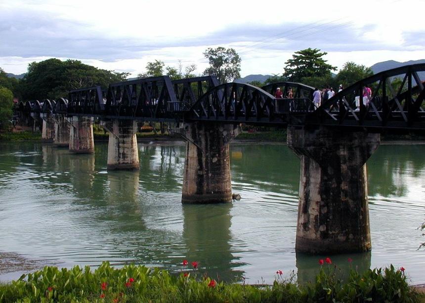 Мост по имени «Смерть».