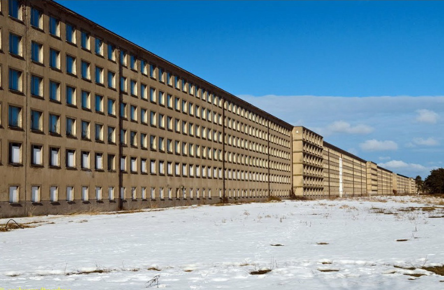 Нацистский курорт.