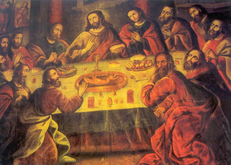 «Тайная вечеря» Южной Америки.