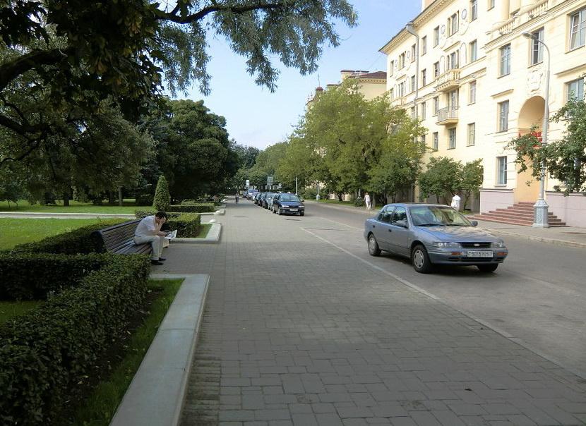 Квартира Ли Харви Освальда в Минске.