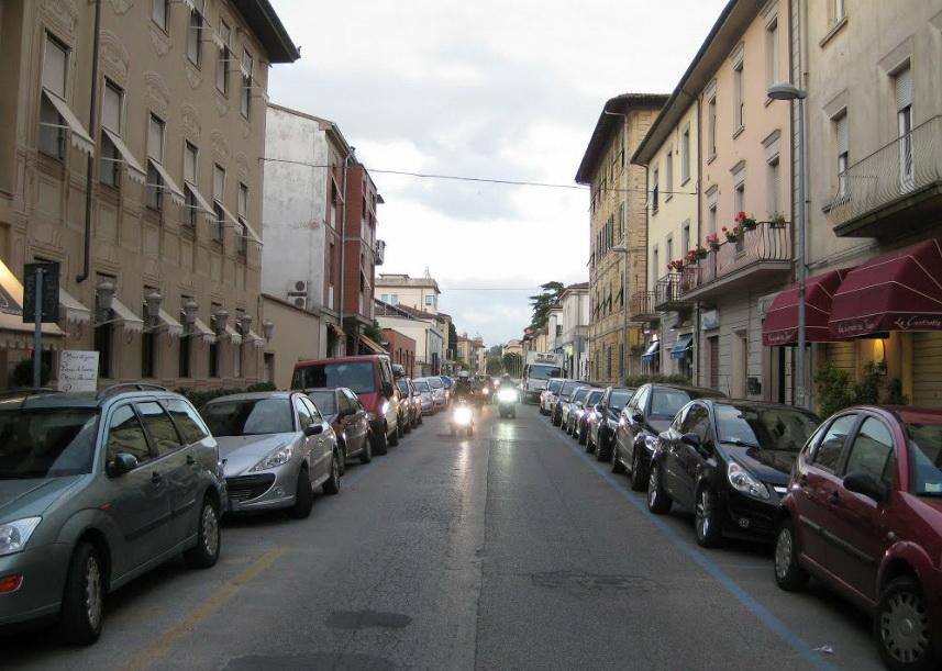 Винчи. Италия.
