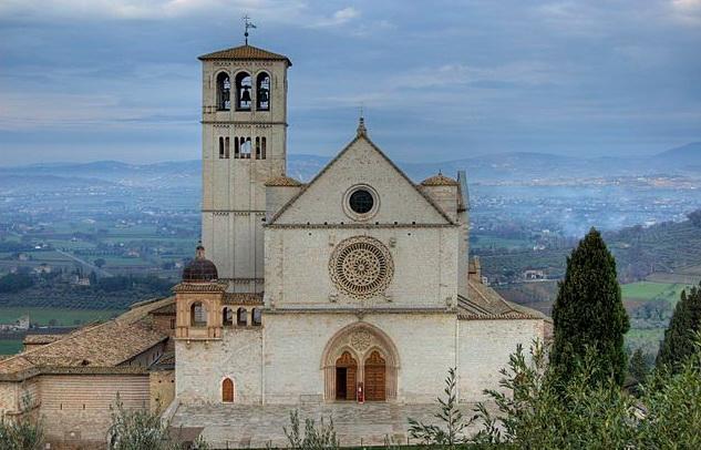 Ассизи. (Assisi)