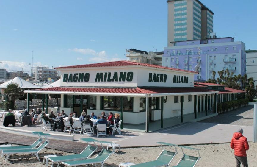 Милано Мариттима. (Milano Marittima)