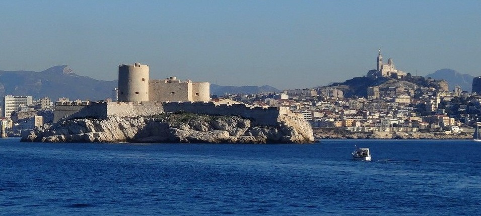 Замок Иф.
