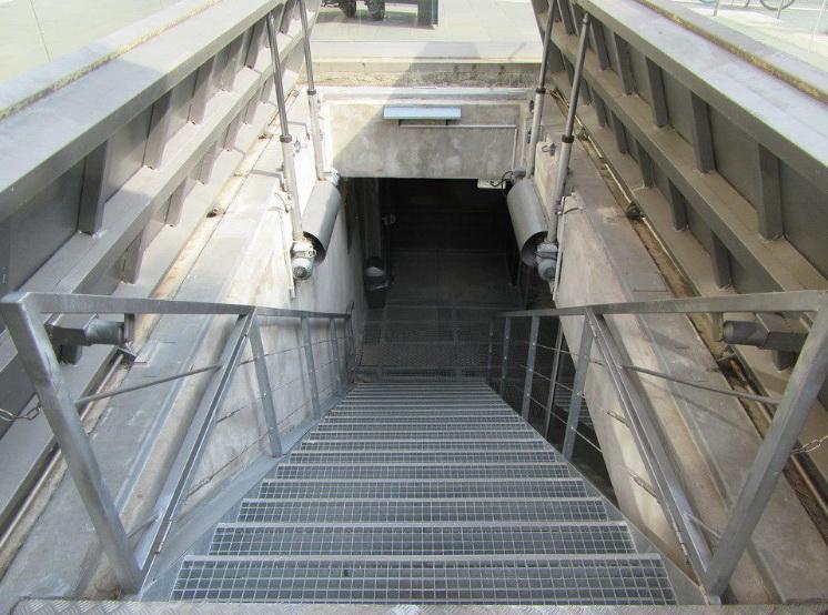 Подземная Ницца.