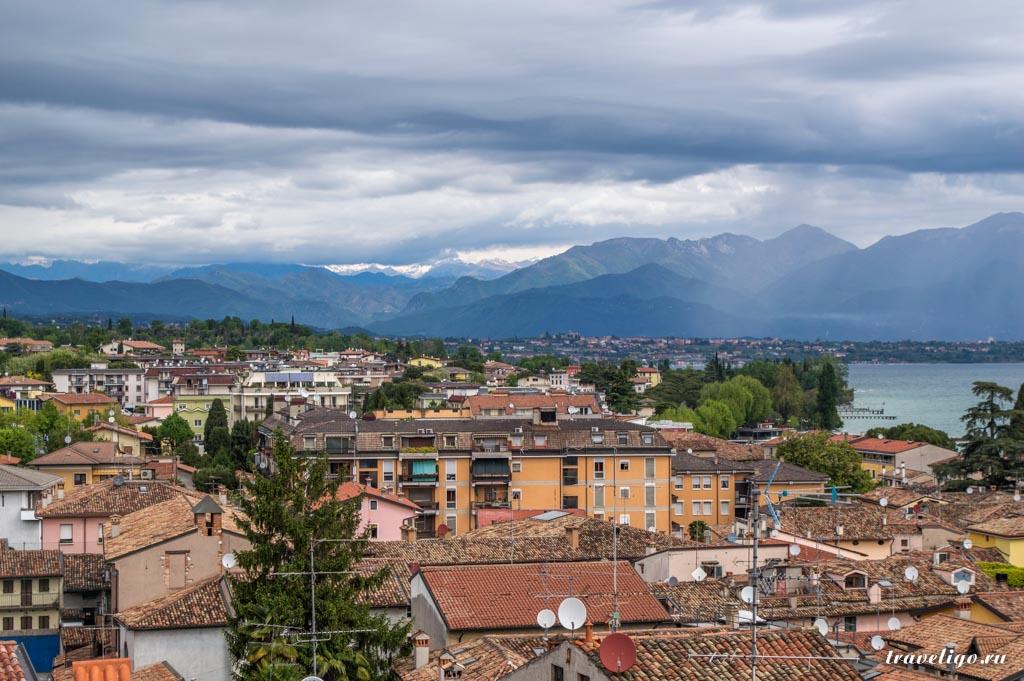 Дезенцано-дель-Гарда. Италия. (Desenzano del Garda)