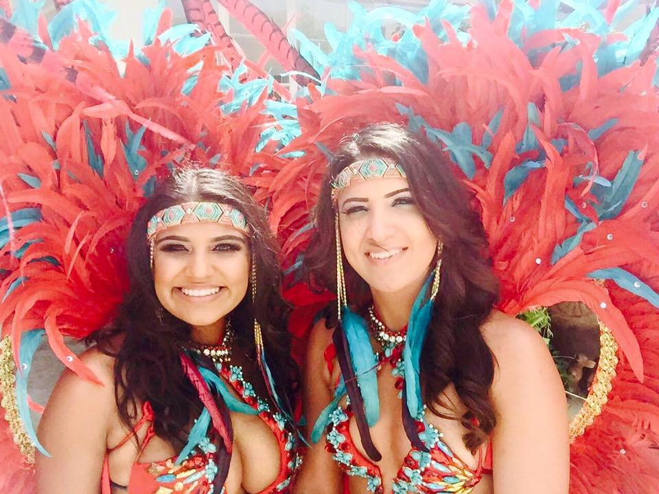 Карнавал Тринидад и Тобаго. 2018. ч2.