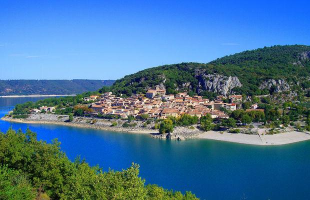 Деревушка Прованса. The village of Provence.