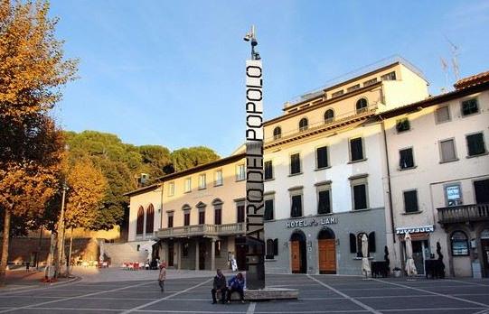 Кастельфиорентино. Италия.