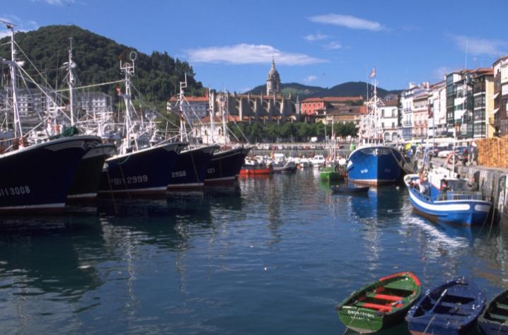 Герника. Испания.