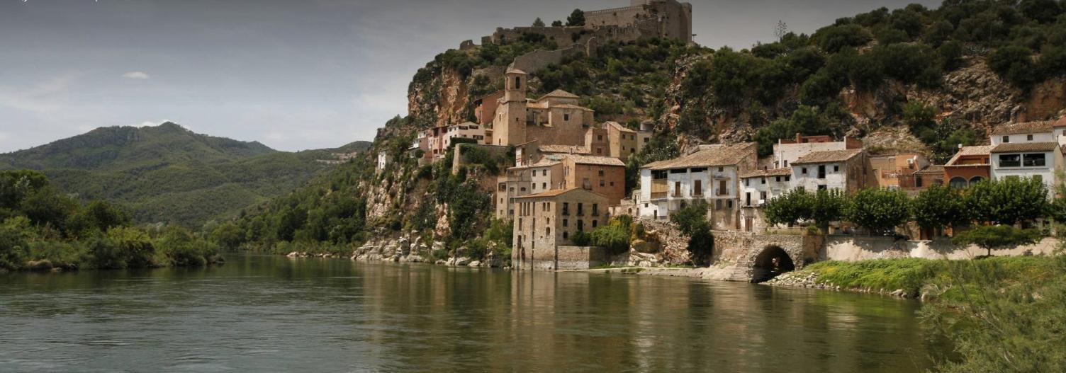 Замок тамплиеров. Каталония.