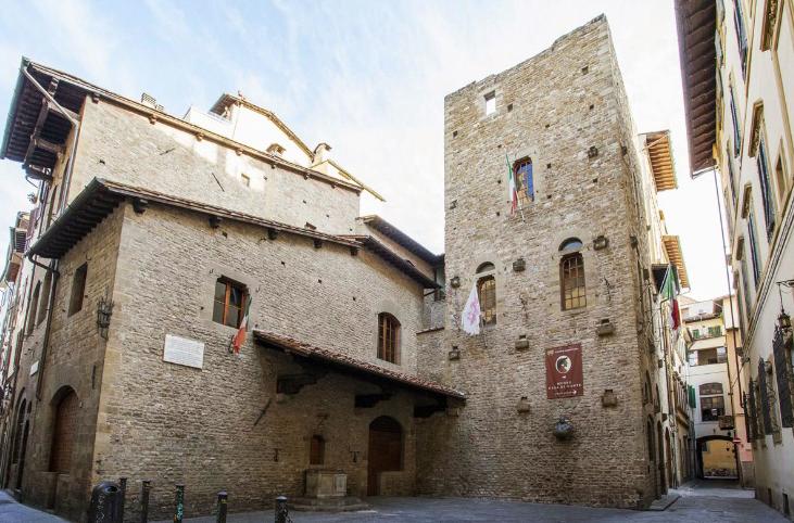 Музей Данте. Флоренция.