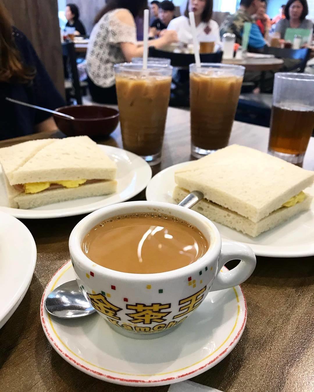 Чай и кофе. Необычный союз.