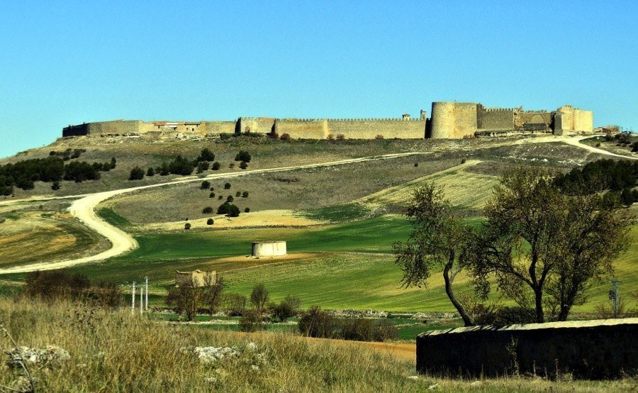 Книжная деревня. Испания.