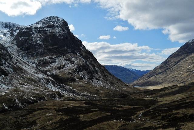 The great Glencoe, Scottish Highlands ©MDHarding