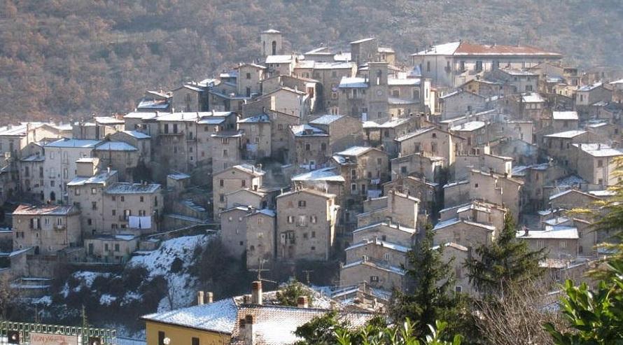 Сканно. Италия.