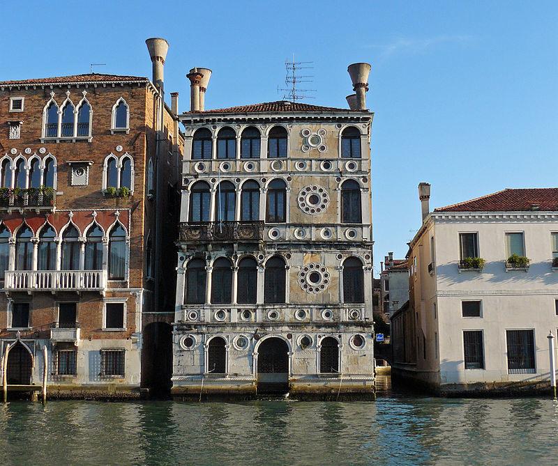 Проклятый дом. Венеция.