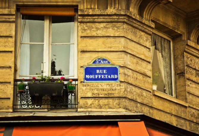 Муффетар. Париж.