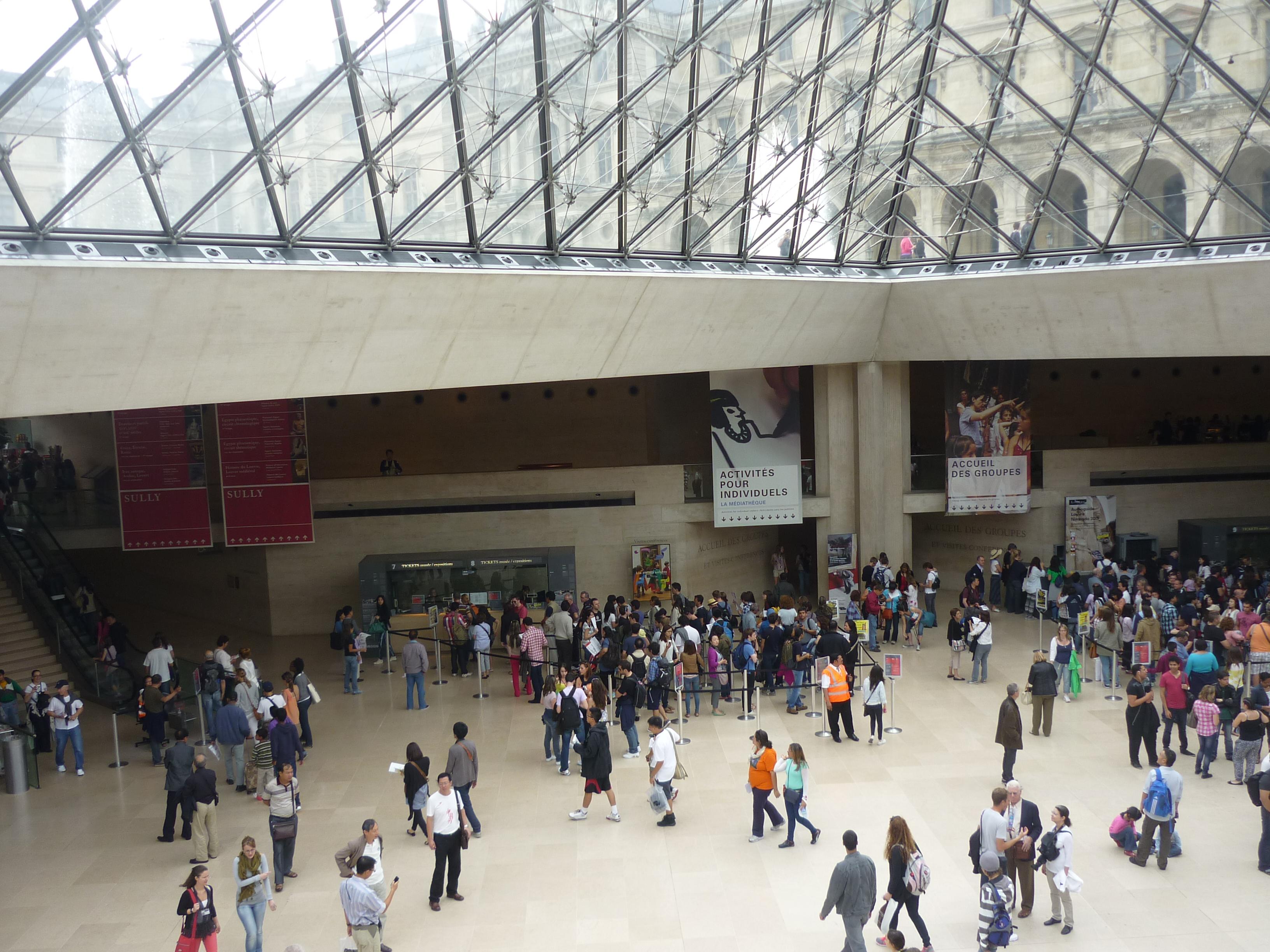 Что посмотреть в Лувре.