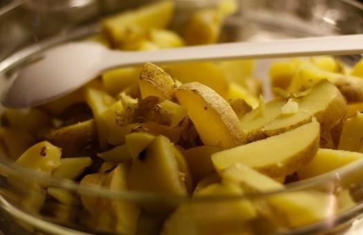 Средиземноморская диета. Важный картофель.