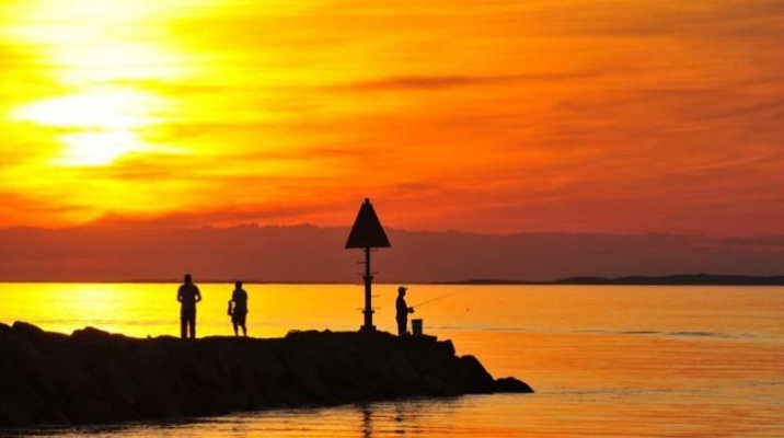 Остров Мартас-Винъярд.