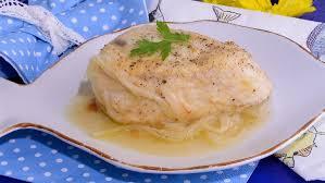 Средиземноморская диета. Скумбрия в луке.