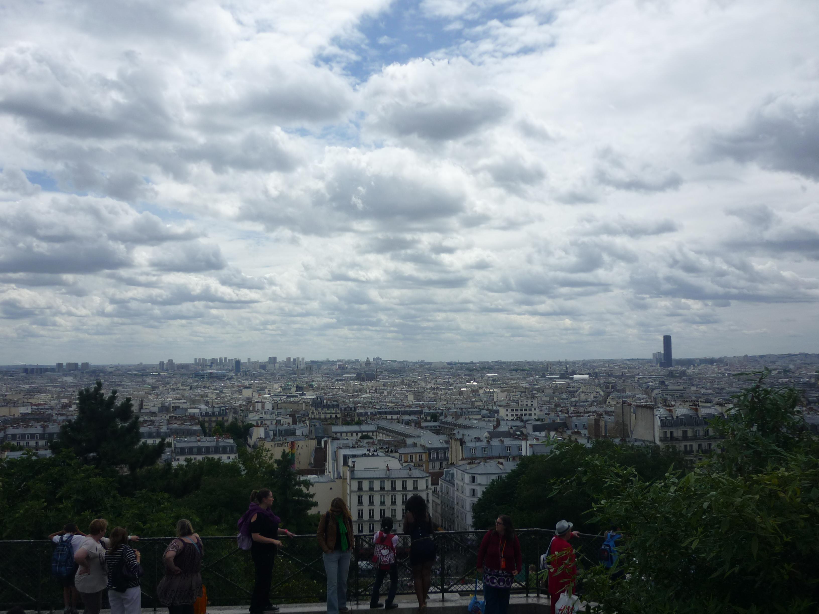 Rive Droite. Париж.