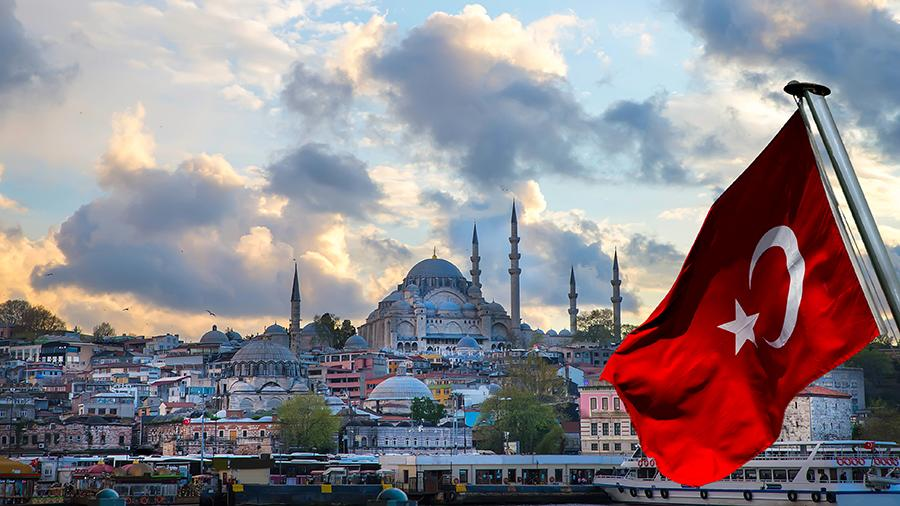 Турция из Москвы.