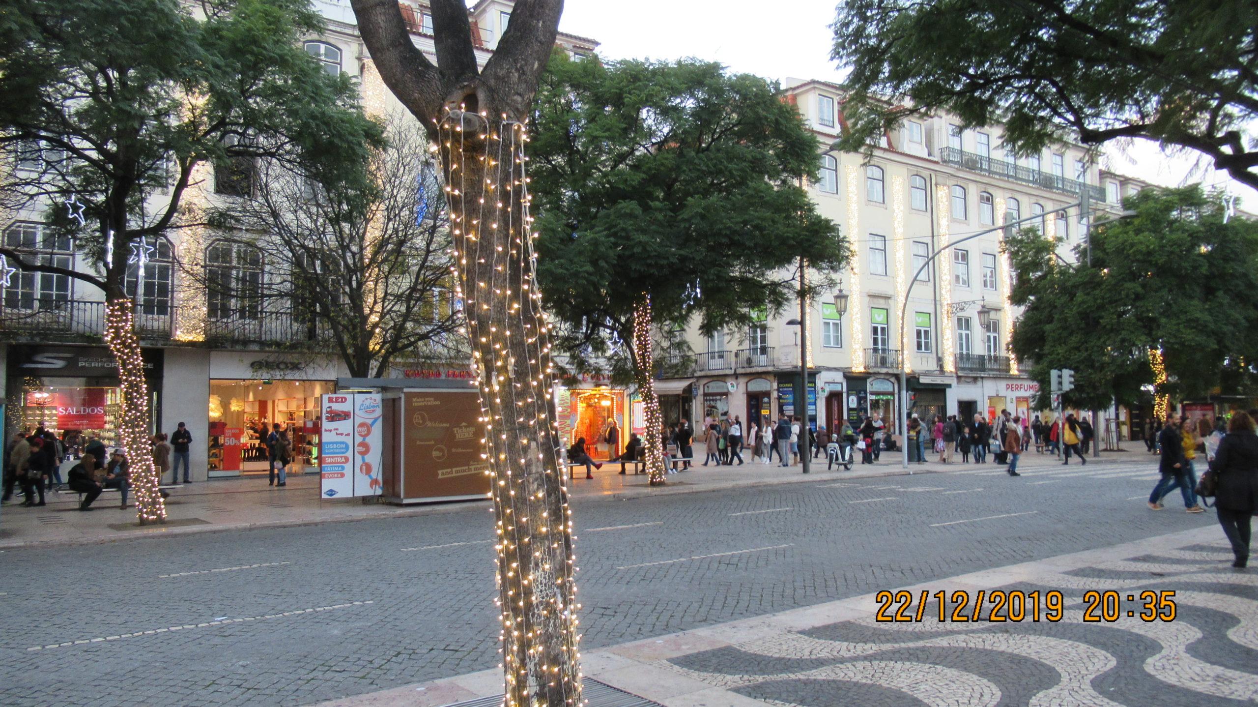 Лиссабонские заметки. Традиции.