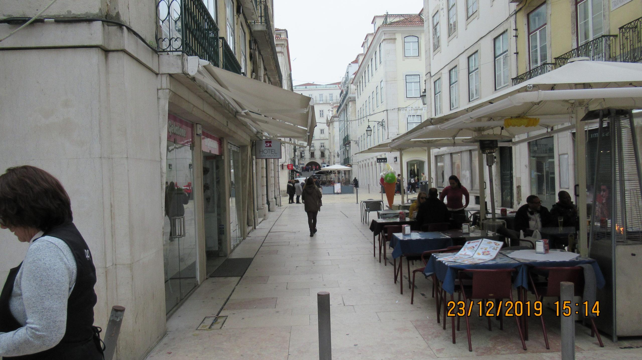 Лиссабонские заметки. Где поесть в Лиссабоне.