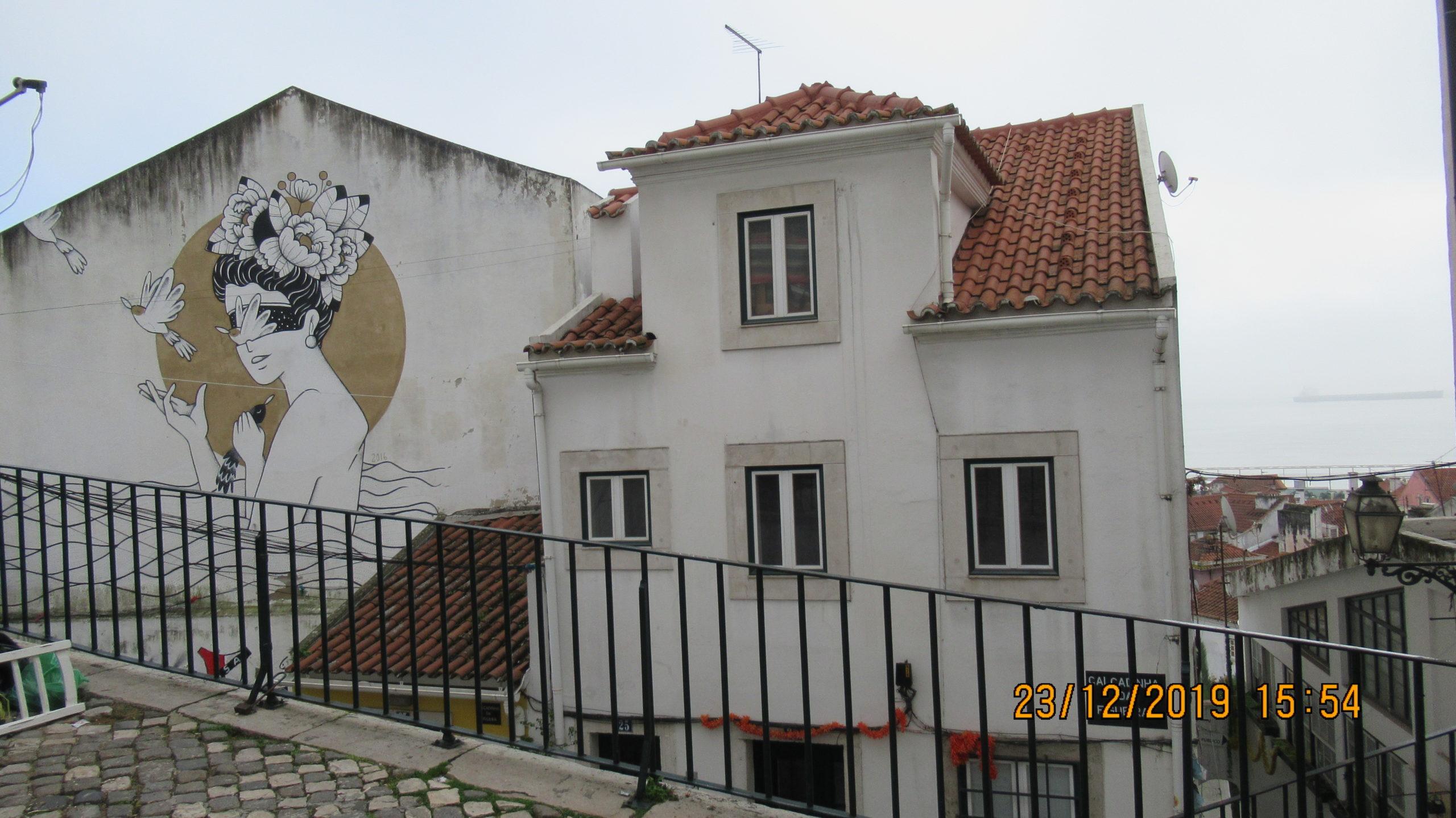Лиссабонские заметки. Обзорная экскурсия по городу.