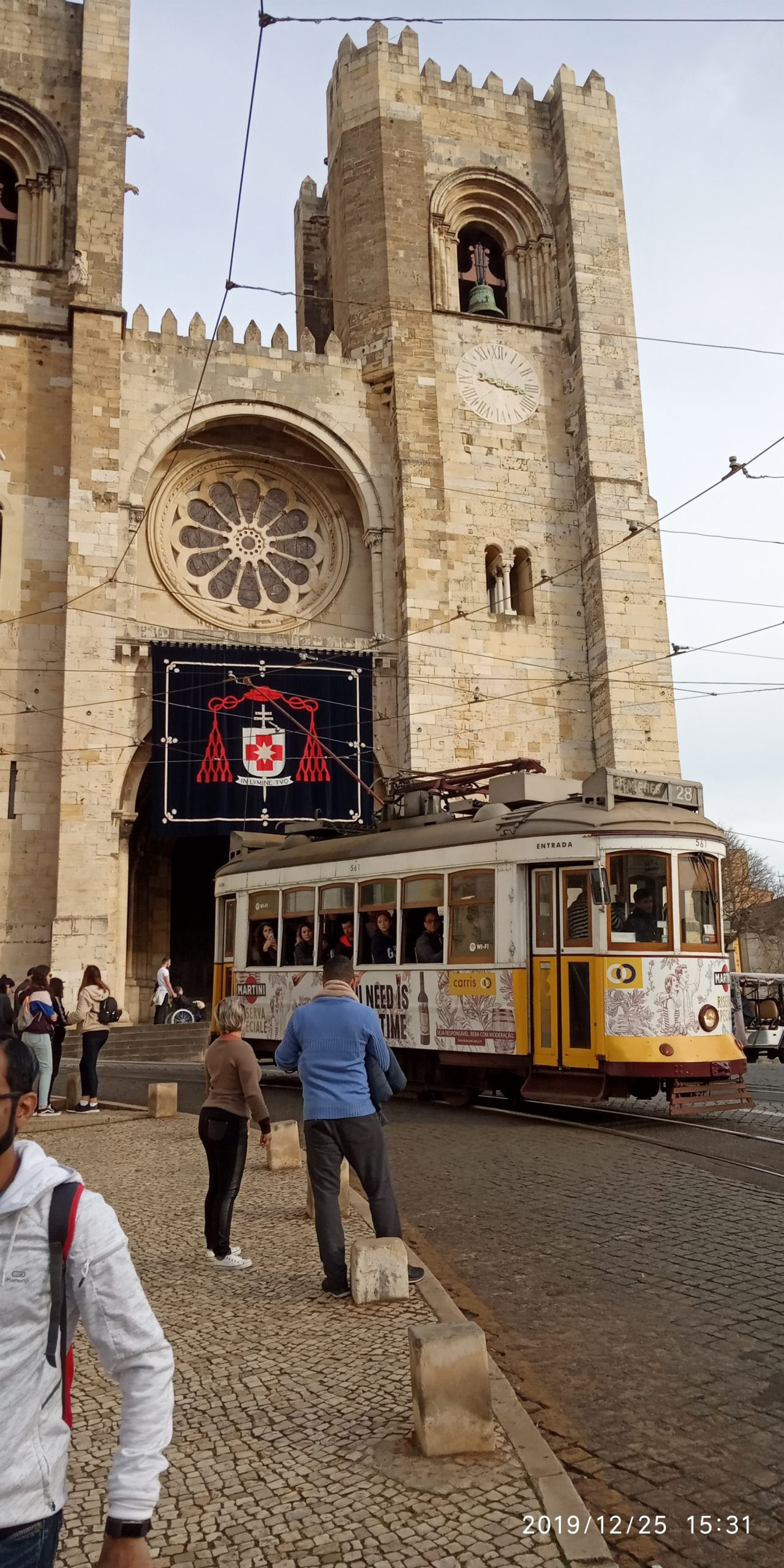 Лиссабонские заметки. Транспорт.